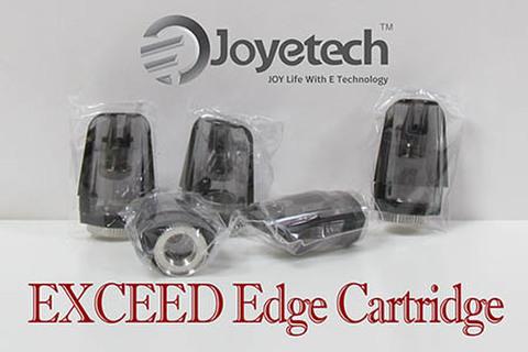 Joyetech Exceed Edge カートリッジ 5個セット