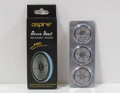 Aspire Revvo/ Revvo Boost用 ARCコイルユニット 3個セット