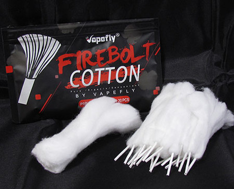 Vapefly FIREBOLT Cotton 【先絞コットン】