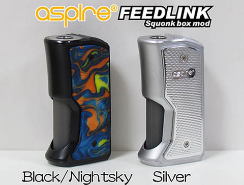 Aspire FEEDLINK Squonk MOD