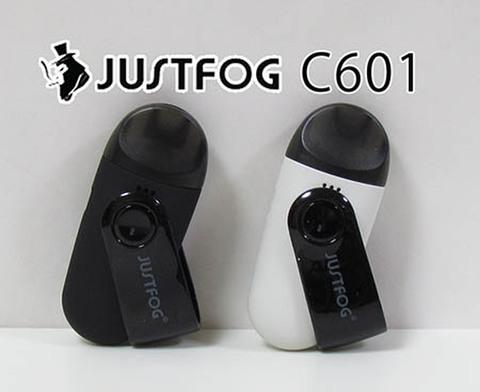 JUSTFOG C601 スターターキット 650mAh