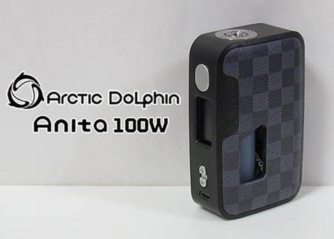 Arctic Dolphin Anita 100W Squonk MOD