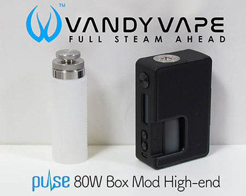 VandyVape Pulse 80W Box Mod High End