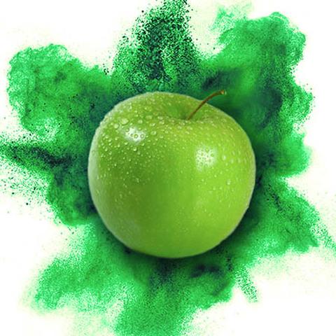 [Green Apple]Mt. Baker Vapor Eリキッド 30ml