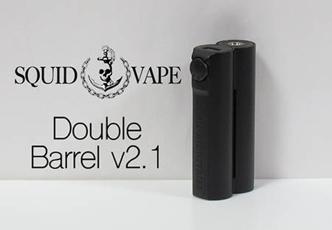 Double Barrel 2.1 MOD 150W by Squid Industries