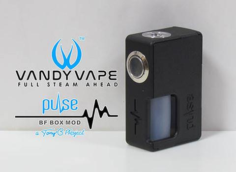 VandyVape Pulse BF MOD フルメカニカル
