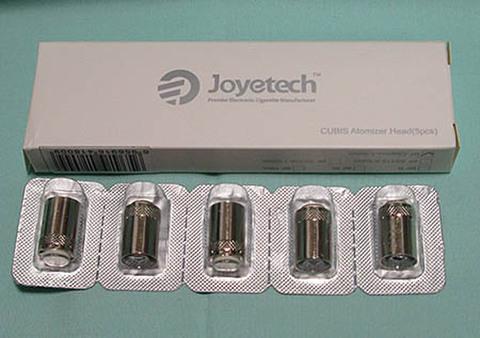 Joyetech Cubis/eGo AIO 用交換コイル5個セット