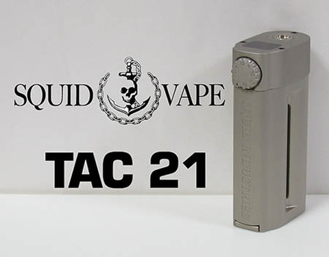 TAC21 MOD 200W by Squid Industries
