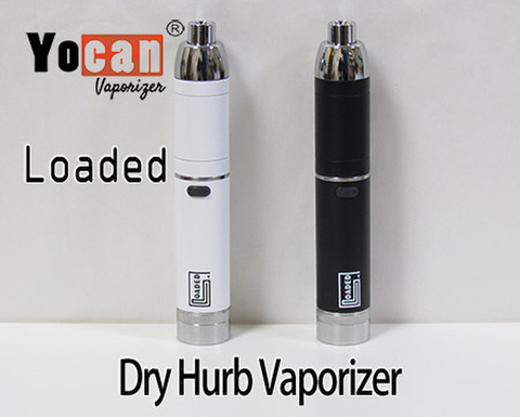 Yocan Loaded Dry Hurb Vaporizer 1400mAh