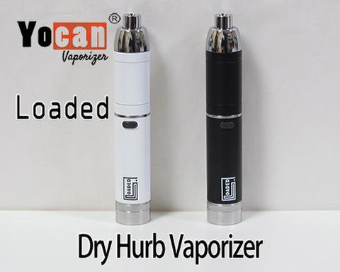 Yocan Loaded Dry Hurb Vaporizer 1400mAh