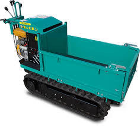 運搬車LD06 前田製作所 運ん太郎Jr. アオリ付き 積載600kg用