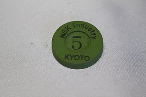 No5 ブレードサイド研磨焼結ダイヤモンド砥石 丸型