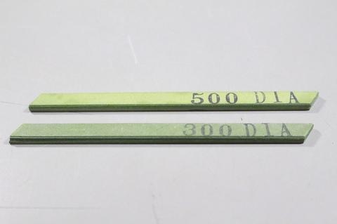 #300#500 焼結ダイヤモンドスティック砥石 ダイヤ★キラリンスティックエコノミー #300,#500 2本  3×6×93