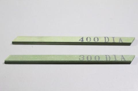 #300#400 焼結ダイヤモンドスティック砥石 ダイヤ★キラリンスティックエコノミー #300,#400 2本  3×6×93