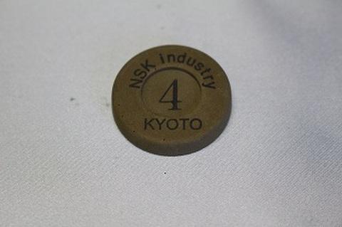 No4 ブレードサイド研磨焼結ダイヤモンド砥石 丸タイプ