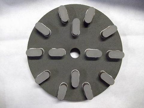 10インチ(250ミリ)#500 S5 石材用レジンボンドダイヤモンド研磨盤 (税抜き22000円 税2200円)