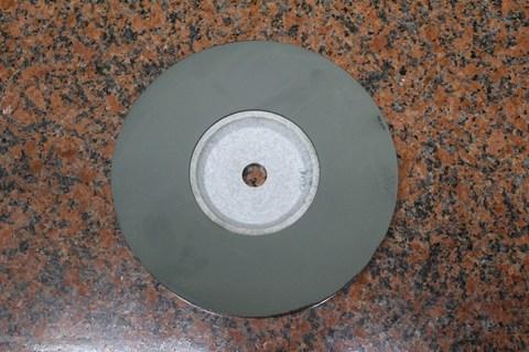 受注生産品 サンク理研回転研磨機用CBN砥石   #3000  180ミリ センター穴16パイ  ダイヤ層2mm