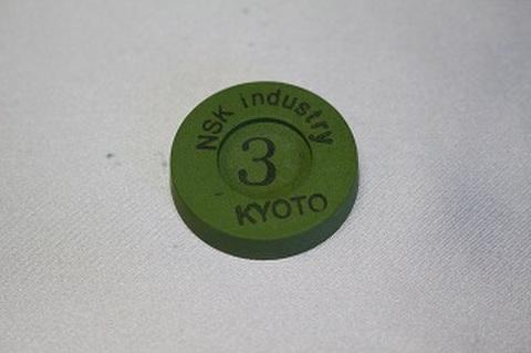 No3 ブレードサイド研磨焼結ダイヤモンド砥石  丸型