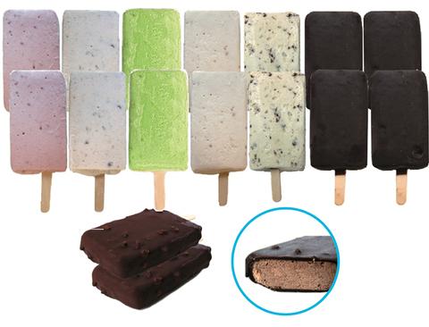 Dセット/アイスバー+チョコレートムースバー