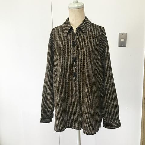 ✖✖✖ quail patterned  shirt