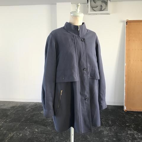 GIPLAS blue grey coat