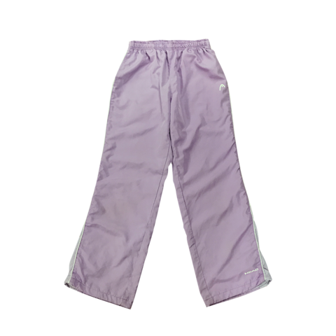 HEAD purple nylon pants
