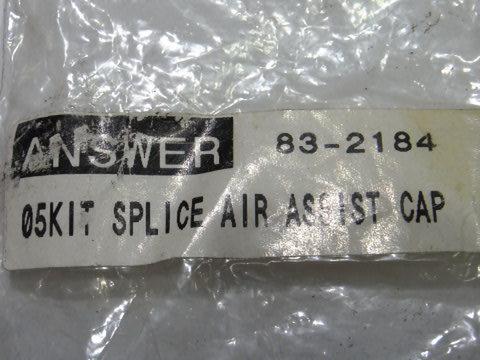 ANSWER 05KIT SPLICE AIR ASSIST CAP 83-2184