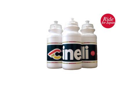 "Cinelli ""Ride for Japan""WATER BOTTLE"