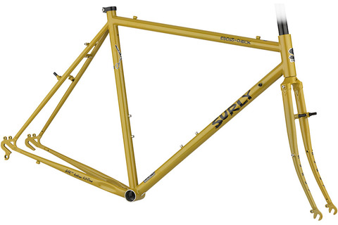"SURLY ""CROSS‐CHECK""FRAME/FORK"