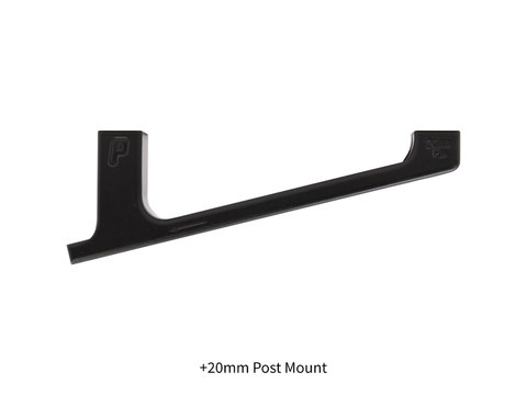 "PAUL ""DISC ADAPTER""POST MOUNT"