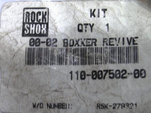 ROCKSHOX 00-02 BOXXER リビルトキット