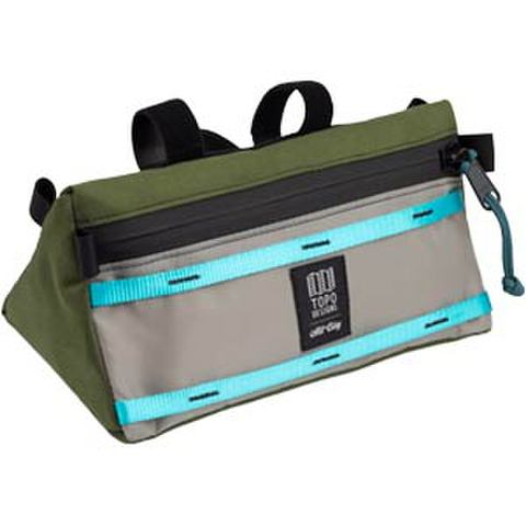 All-City X Topo Designs Handlebar Bag