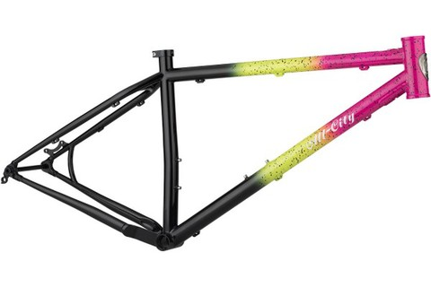 "ALLCITY ""Electric Queen FRAME"""