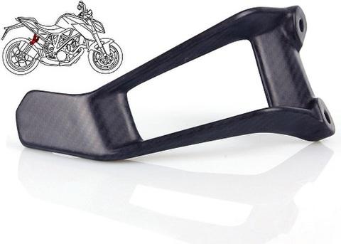 KTM 1290 Superduke カーボン エキゾーストガード