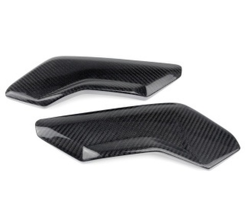 BMW R1200GS カーボン シートサイドパネル