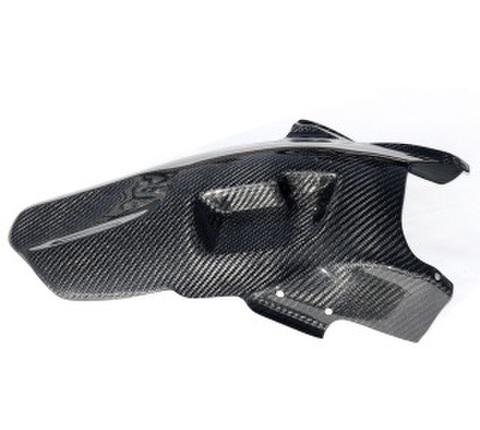 BMW R1200GS カーボン リアインナーフェンダー