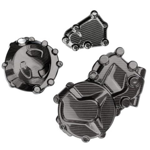 S1000R/S1000RR/HP4 カーボン ケースカバー
