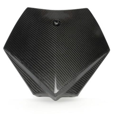 KTM Supermoto/ダートバイク カーボン フロントマスク