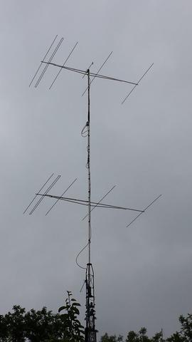 6m5エレコンパクトOWLアンテナ InnoVAntennas