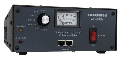 小型 500Wアメリトロン リニアアンプ ALS-500M JA仕様