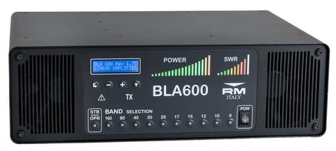 RM ITALY BLA600 RPJバージョン HF-6m リニアアンプ
