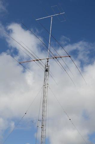 50MHz 4エレLFA-LN(Low Noise)アンテナ InnoVAntennas