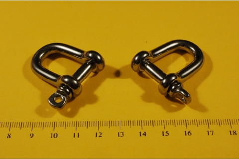 5mm ステンレス製 シャックル