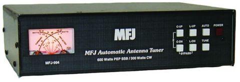 MFJ-994Bオートアンテナチューナー屋内型ATU 600W u