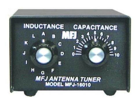 シングルワイヤー用小型アンテナチューナーMFJ-16010 b