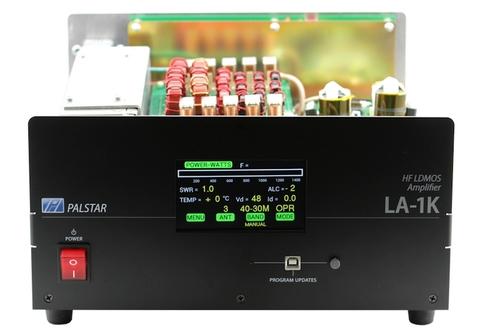 LA-1K PALSTARから最新技術を駆使したリニア登場