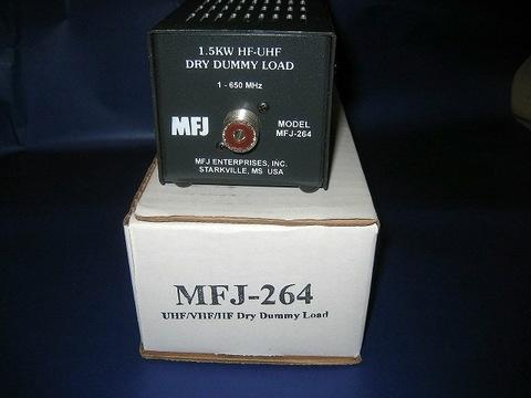 MFJ-264専用交換パーツ 50Ω 無誘導抵抗