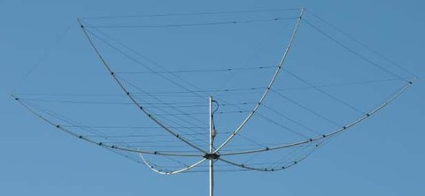G3TXQ直伝のHEXBEAM ウルトラライト級ヘックスビームアンテナu