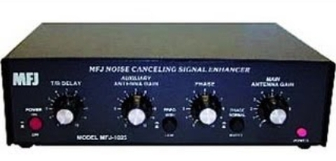 MFJ-1025  ノイズフェーズキャンセラー Up