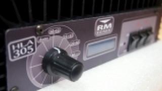 RM Italy HLA-305V Plus RPJ200Wバージョン HFリニアアンプ
